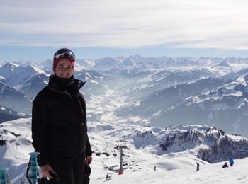 Sciare a Kitzbühel