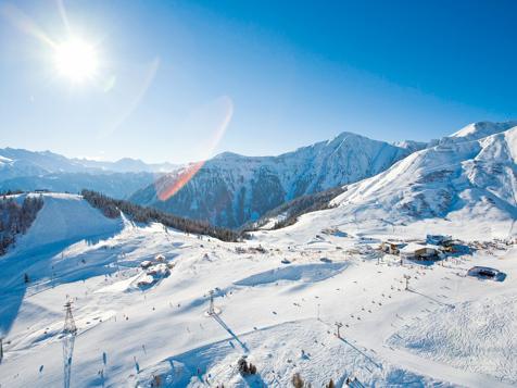 Sciare a Serfaus-Fiss-Ladis