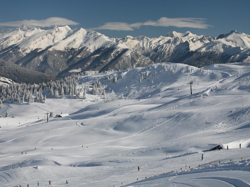 image: Sciare e benessere
