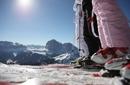 Una settimana speciale di sciare