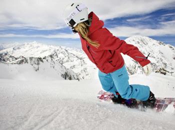 Sciare in Tirolo