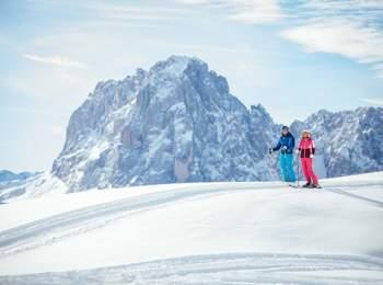 Sciare in Val Gardena
