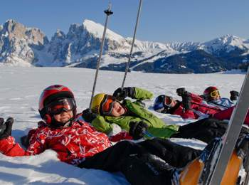 Seiser Alm skiing area
