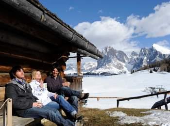 Seiser Alm skiing area