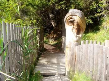 Sentiero delle sorgenti a Braies