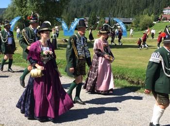 Sfilata in costume a Seefeld