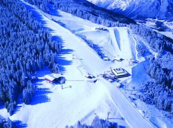 Ski area Bergalm