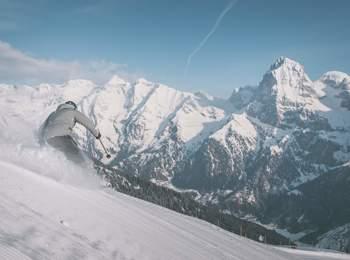 Ski area Ladurns in Pflersch