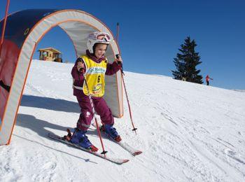 Ski area Meran 2000