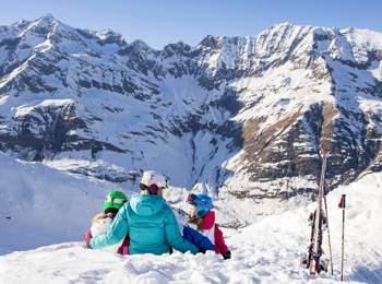 Ski area Pfelders