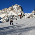 Ski area Rotwand / Croda Rossa