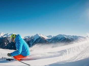 Ski area Schwemmalm