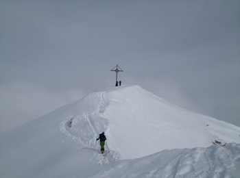 Ski tour Mt. Dürrenstein
