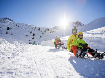 Skiarea Schnalstal