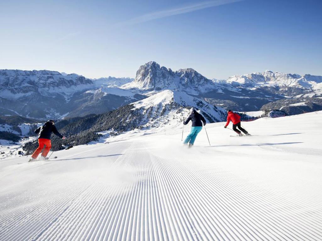 Skigebiet gr den skifahren in den dolomiten in s dtirol for Designhotel skifahren