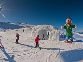 Skigebiet Kronplatz