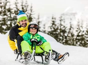Skigebiet Ladurns