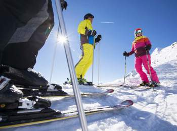Skigebiet Pfelders