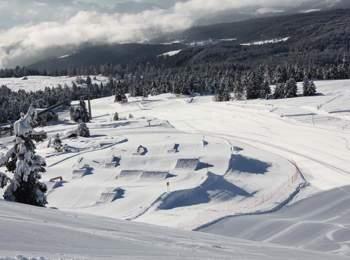 Skigebiet Rittner Horn