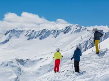 Skigebiet Schnalstal