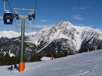 Skigebiet Schöneben