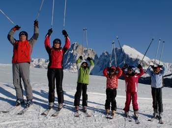 Skigebiet Seiser Alm