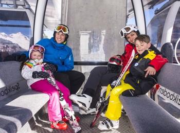 Skigebiet Speikboden
