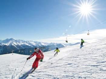 Skigebiet Watles