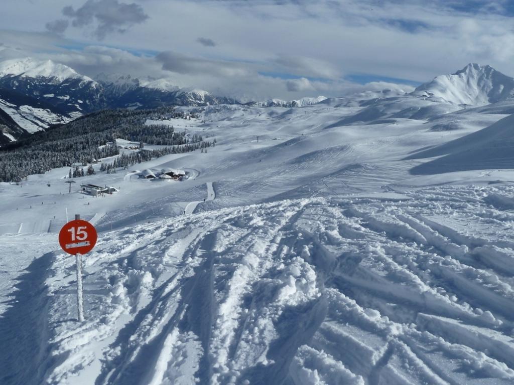 image: Skiing and Spa