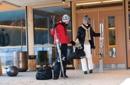 Tempo per escursioni con gli sci