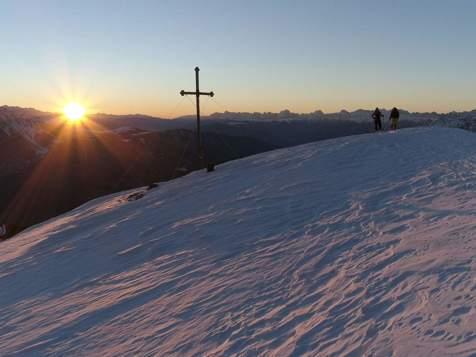 Skitour Zinseler