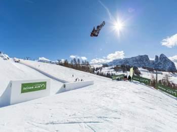 Snowpark Alpe di Siusi