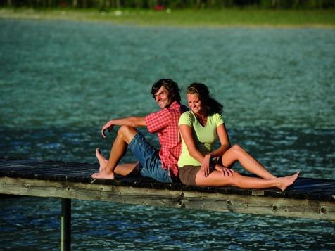 Sommer am Achensee