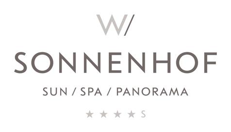 SONNENHOF Sun - Spa - Panorama Logo