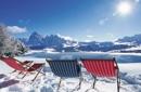 Sonnenskilauf- und Skihüttenromantikwochen