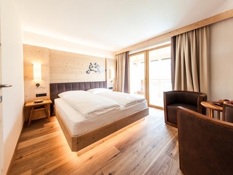 Appartement deluxe mit 2 Zimmern - luscinia-2