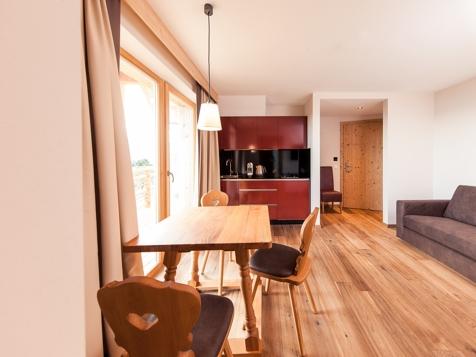 Appartement deluxe mit 2 Zimmern - luscinia-3