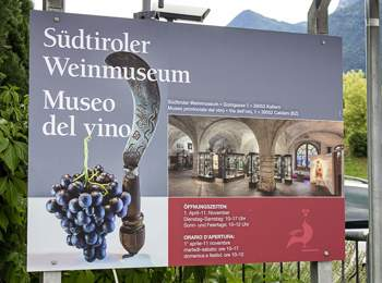 South Tyrolean Wine Museum