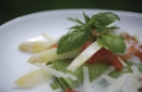 Gourmet mit Spargel