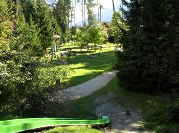 Spielplatz in Niederdorf