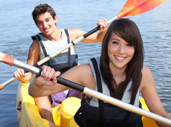 Sport acquatici al Lago di Garda