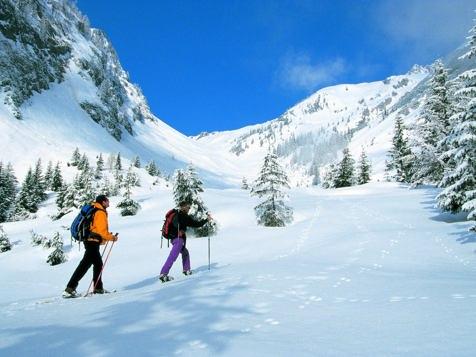 Sport invernali in Tirolo