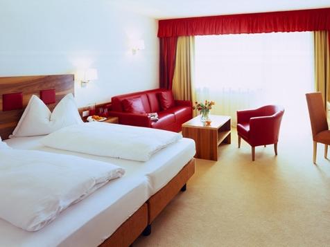 Doppelbettzimmer Deluxe (ca. 35 m²)-2