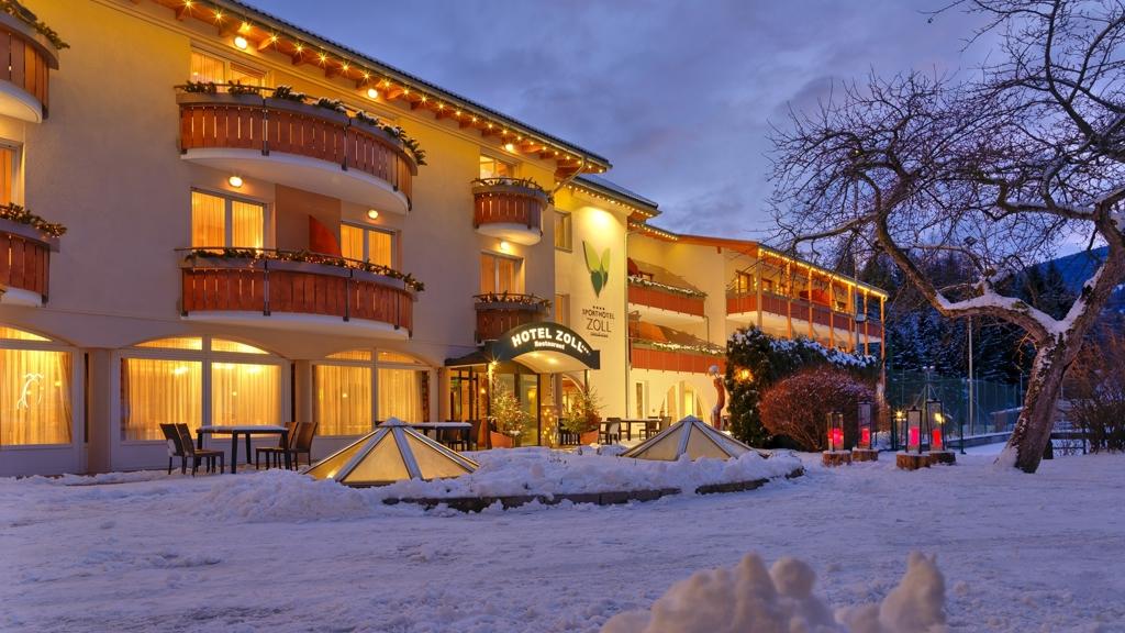 Sporthotel Zoll di Vipiteno / Valle Isarco - www.alto-adige.com