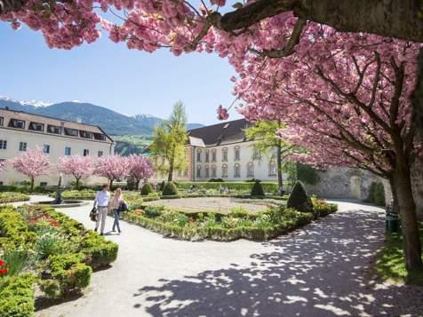 Springtime in Brixen