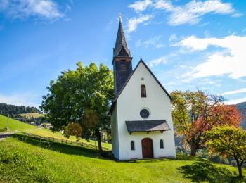 St. Anna church in Aschl near Vöran