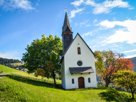 St.-Anna-Kirche in Aschl bei Vöran