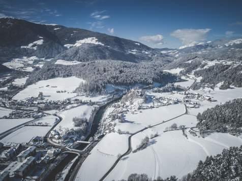 St. Lorenzen im Winter