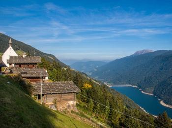 St. Moritz in Ulten