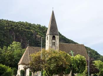St. Peter parish church in Auer